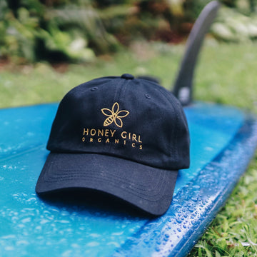NEW ::: HGO Hat - Black / Gold