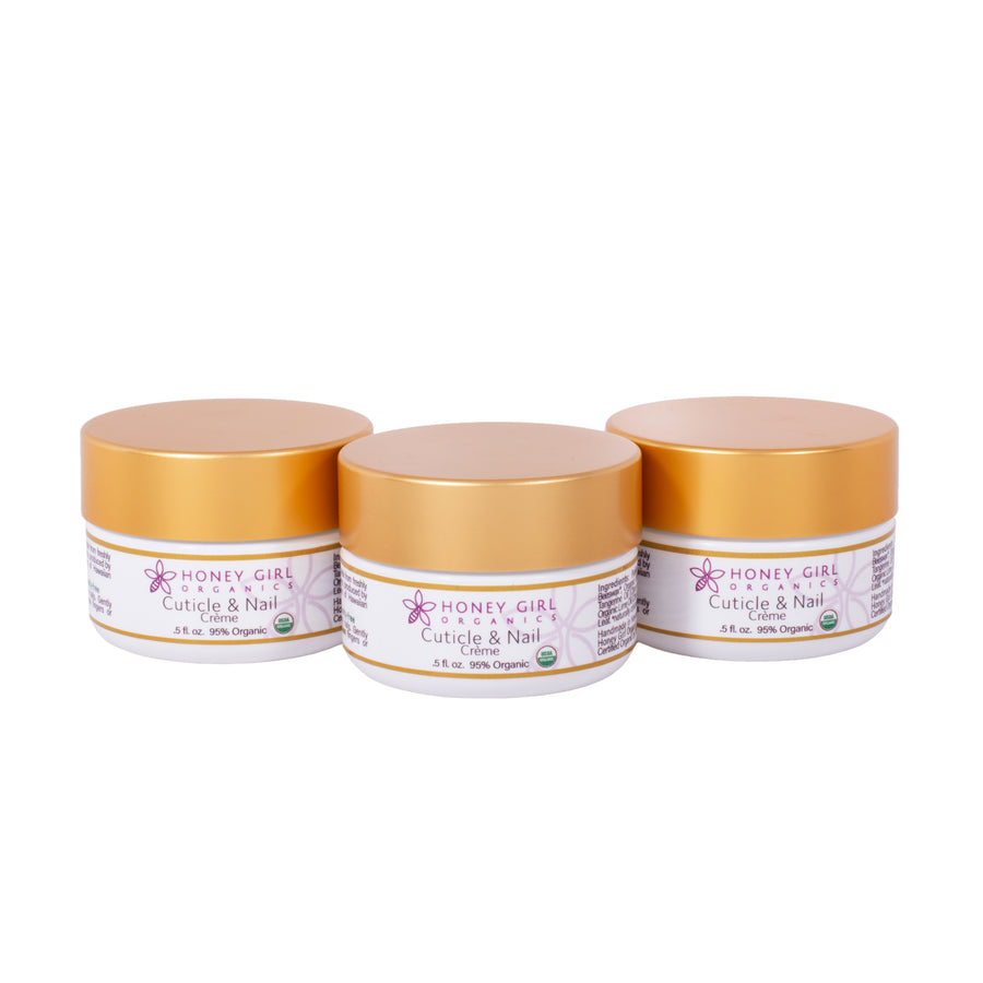 3-Pack Cuticle & Nail Cream *