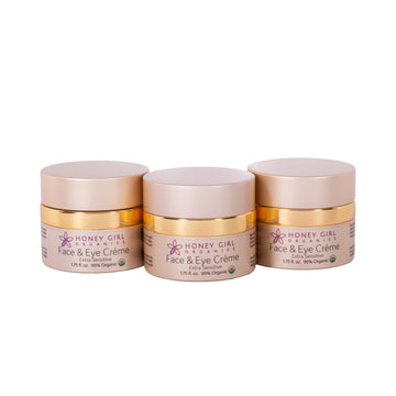 3-Pack Face & Eye Cream Extra Sensitive *