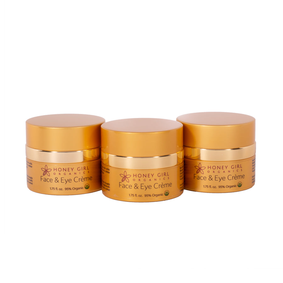3-Pack Face & Eye Cream *