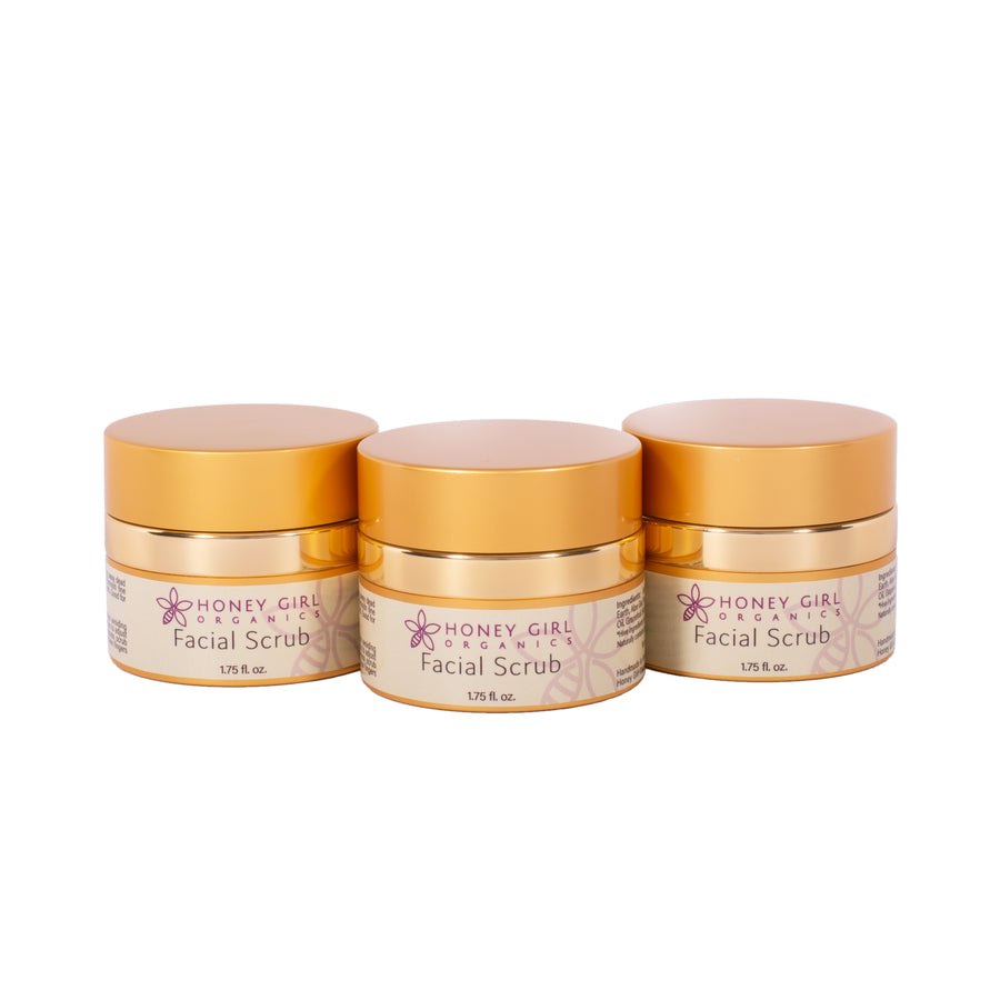 3-Pack Facial Scrub *