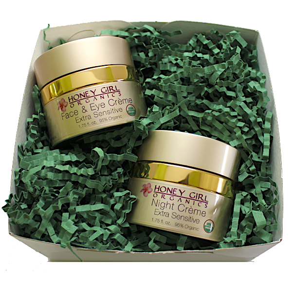Holiday Essential Day & Night Extra Sensitive Gift Set *