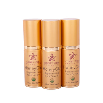 3-Pack HoneyGlo Regenerating Face Serum *