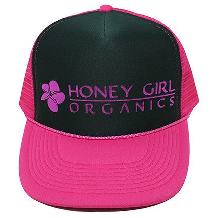 honey girl organics hat
