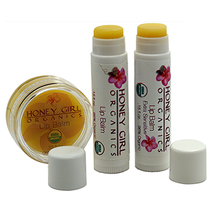 The Best USDA Organic Lip Balm