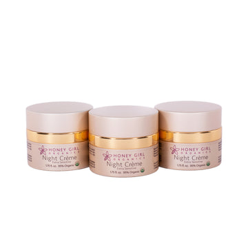 3-Pack Night Cream Extra Sensitive *