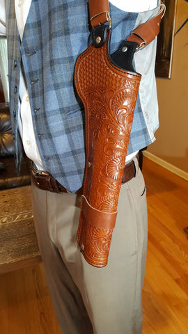 holster for howdah shotgun