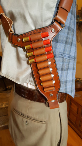 ammo holster for howdah