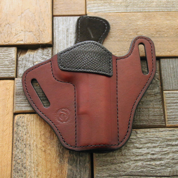 Leather holster for Vortex red dot