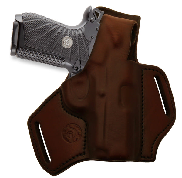Thumb break holster