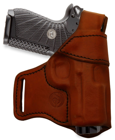 Leather holster for Wilson Combat