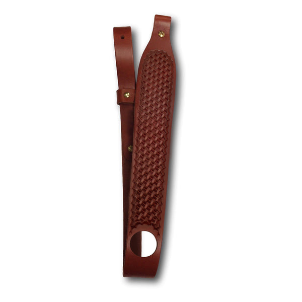 Basketweave rifle sling