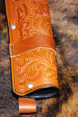 Holster for howdah