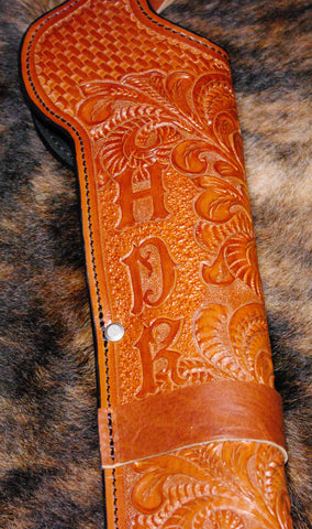 custom shoulder holster for howdah
