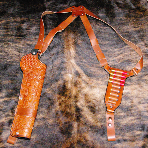 Howdah shoulder holster