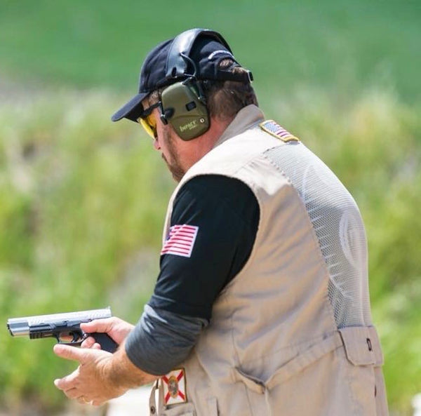 International Defense Pistol Association IDPA