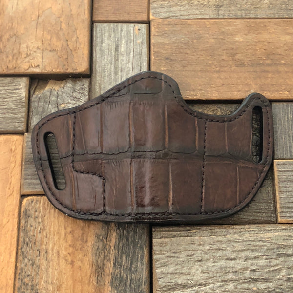 Leather holster for Vortex razor
