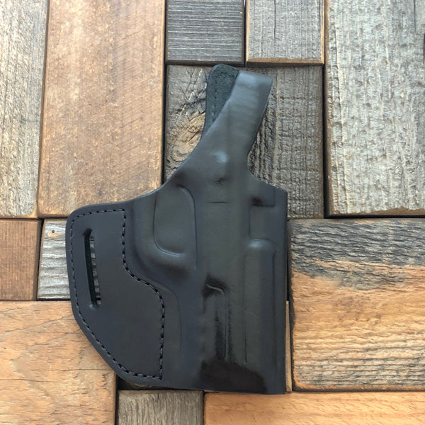 Custom thumb break holster