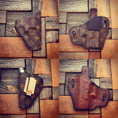 Louis Vuitton Handgun Holster