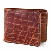 Alligator and Beaver tail wallet