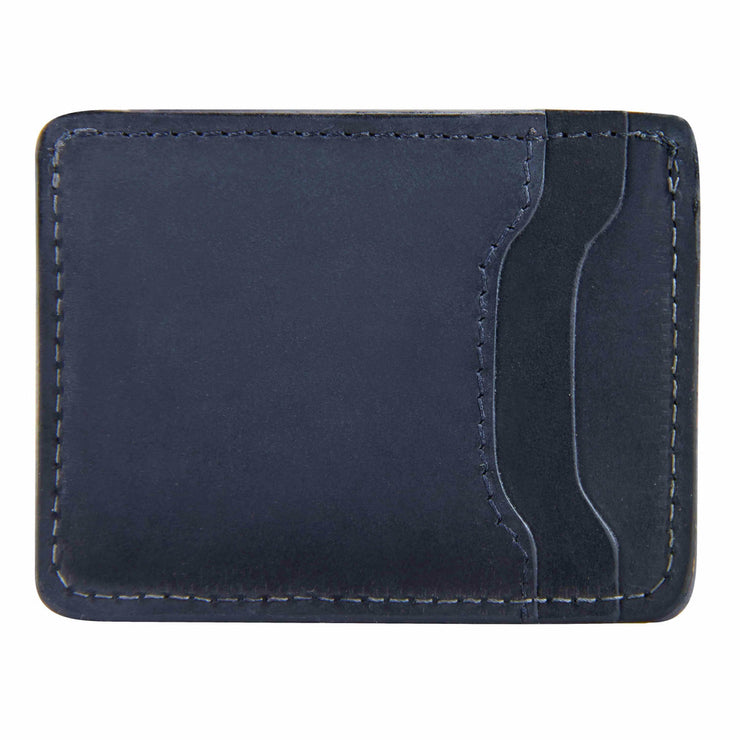 Beaver tail wallet for men