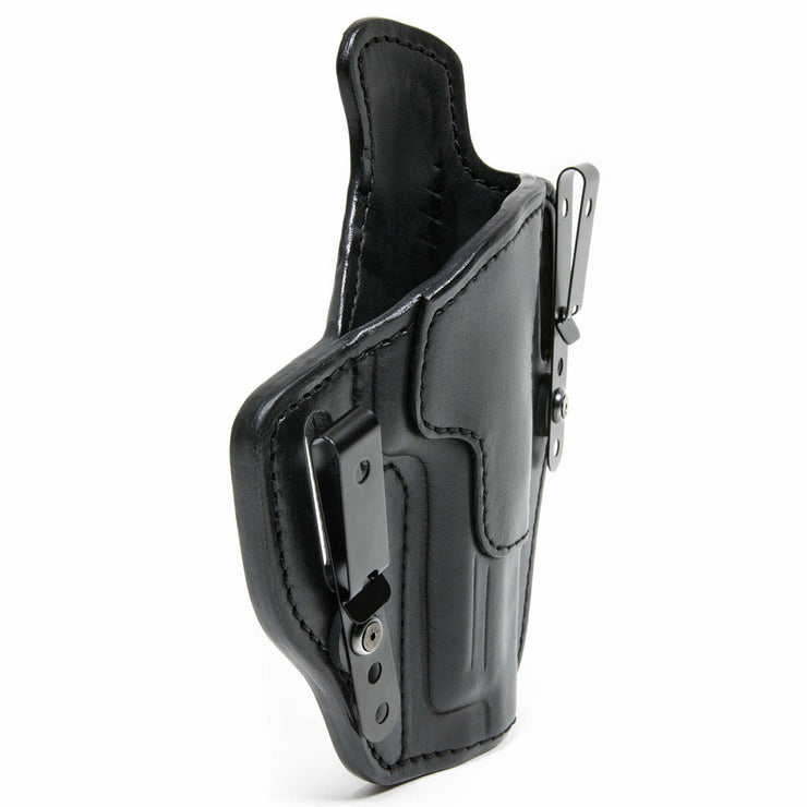 Leather IWB OWB holster
