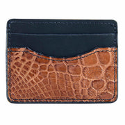 Alligator wallet mens
