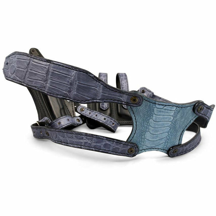 alligator shoulder holster