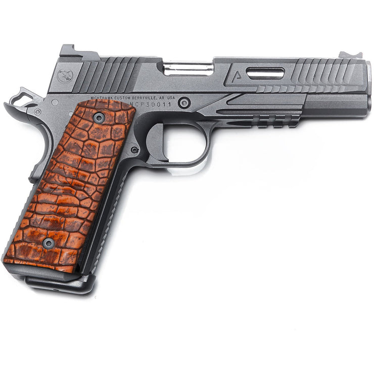 "The ""Red Clay Ranger"" Alligator Gun Grip"