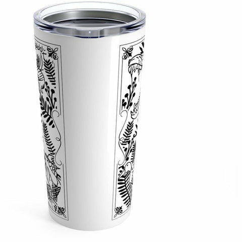 Southern Trapper Travel Tumbler