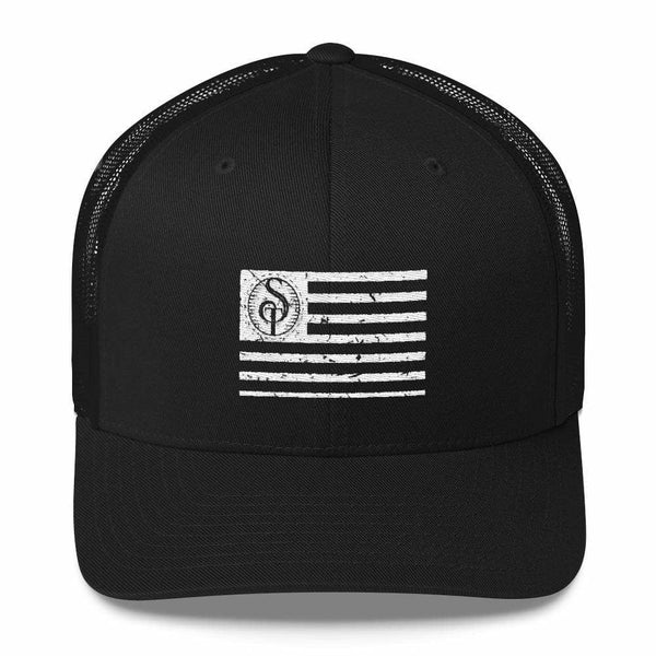 The American Trapper Trucker Cap