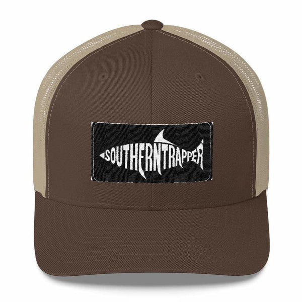 The Shark Slayer Trucker Hat