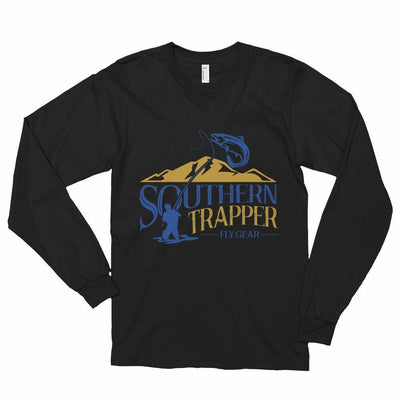The Angler Long sleeve t-shirt (unisex)