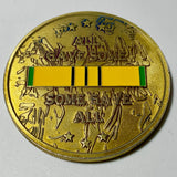 Vietnam Veteran All Gave Some / Some Gave All Challenge Coin - Synonyco.com