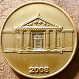2008 Venator Commemorative Coin - Synonyco.com