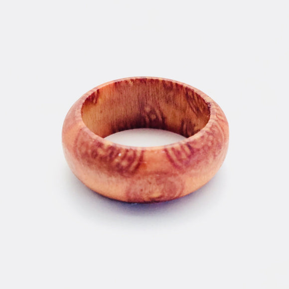 Wood Ring - Synonyco.com