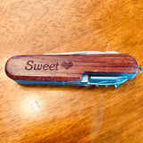 Arizona Sweetheart Multifunction Pocket Knife - Synonyco.com