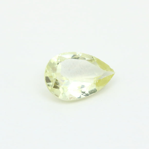 Tourmaline .50ct 8x12mm Pear Cut - Synonyco.com