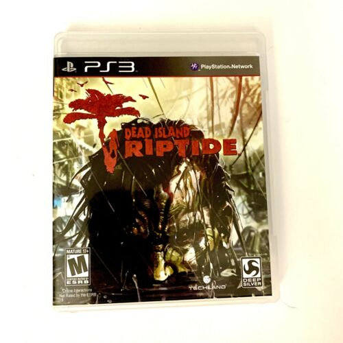Dead Island: Riptide (Sony PlayStation 3, PS3, 2013)