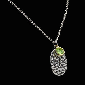 Family Tree Necklace - Synonyco.com