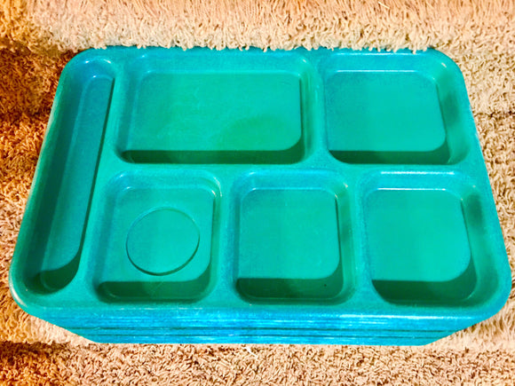 Compartmentalized Meal Tray