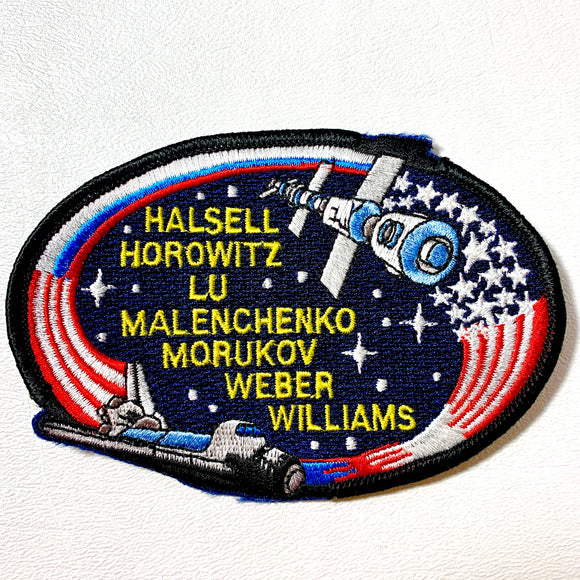 United States NASA Crew Mission Patch - Synonyco.com