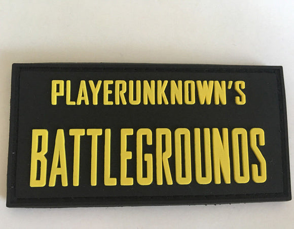 PlayerUnknown's Battlegrounds PVC Morale Patch - Synonyco.com