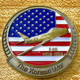 Korean Conflict Challenge Coin - Synonyco.com