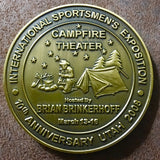 2008 Utah Intl Sportsman's Expo Frostbite Challenge Commemorative Coin - Synonyco.com