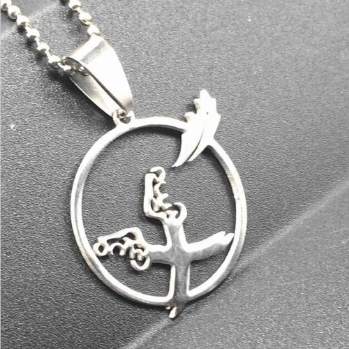 Stainless Steel Fashion Necklace - Synonyco.com