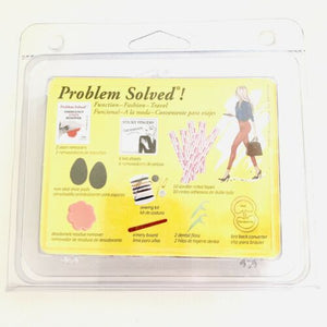 Brazabra Problem Solved Economy 25 Piece Fashion Emergency Travel Kit