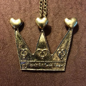 Crown Necklace - Synonyco.com