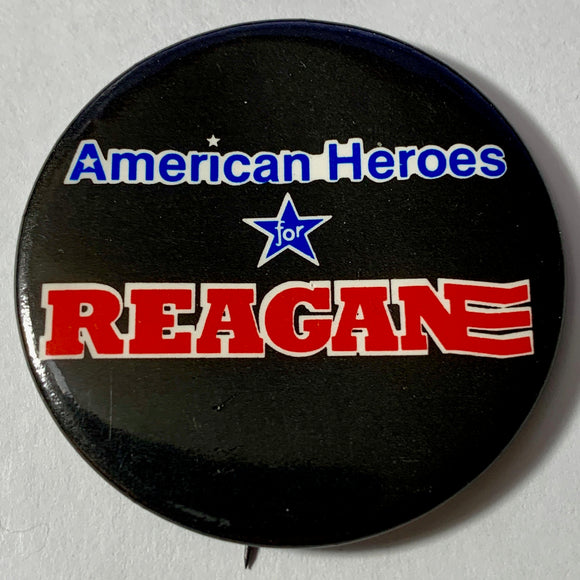 1984 Ronald Reagan Presidential Campaign Button - Synonyco.com