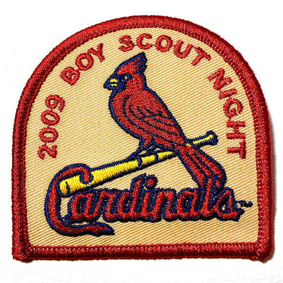 2009 St Louis Cardinals Scout Patch - Synonyco.com